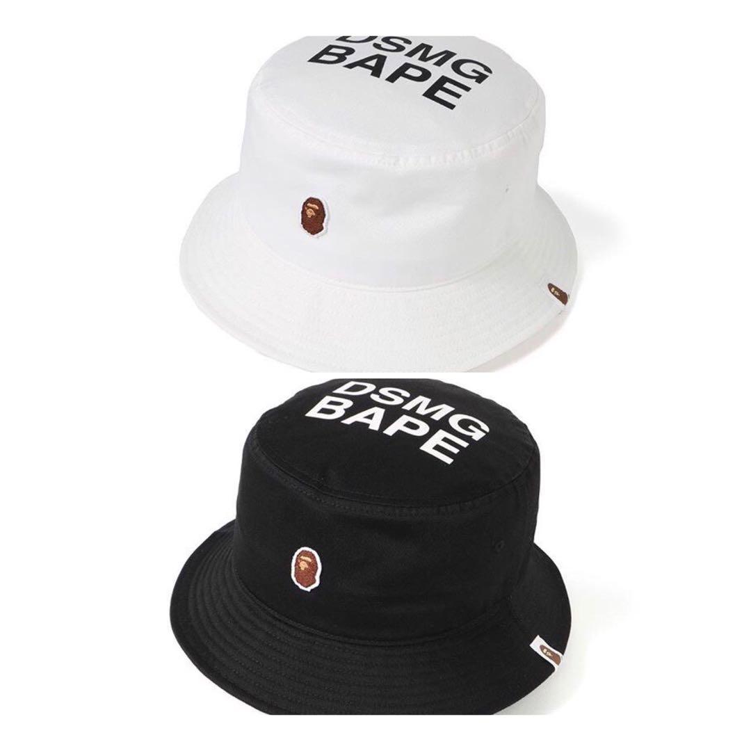 1fa4ac12420 Bape dsmg bucket hat