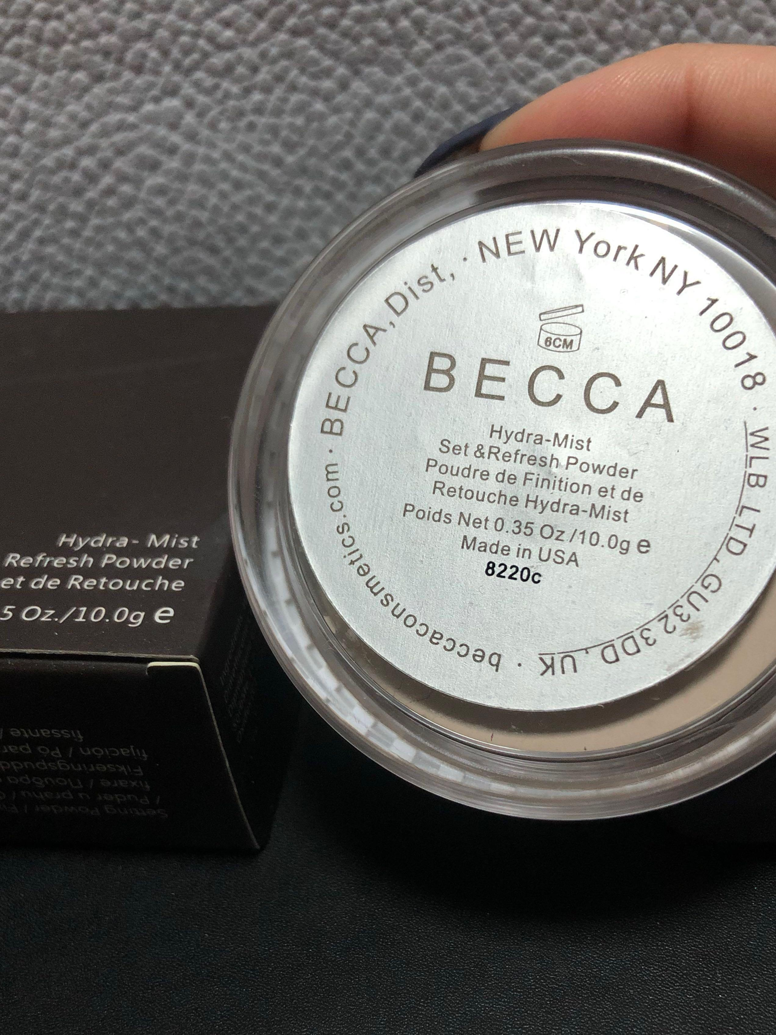 Becca水散粉