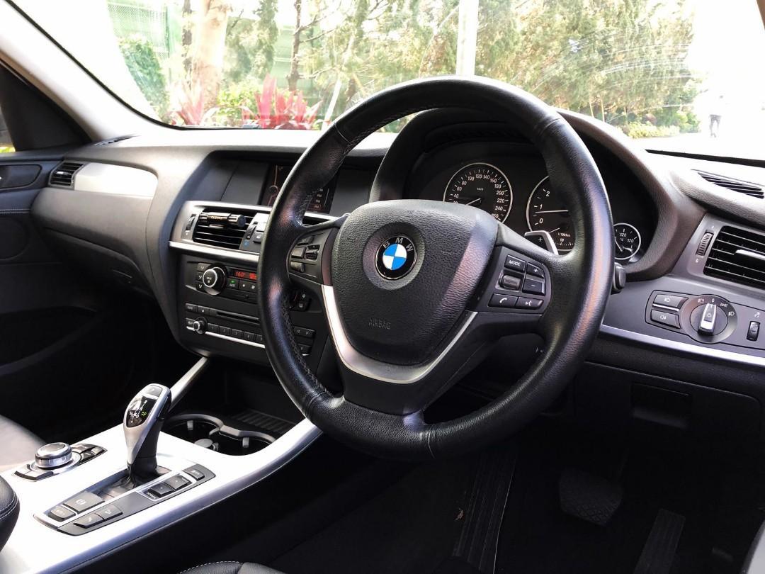 BMW X3 xDrive35i 2011