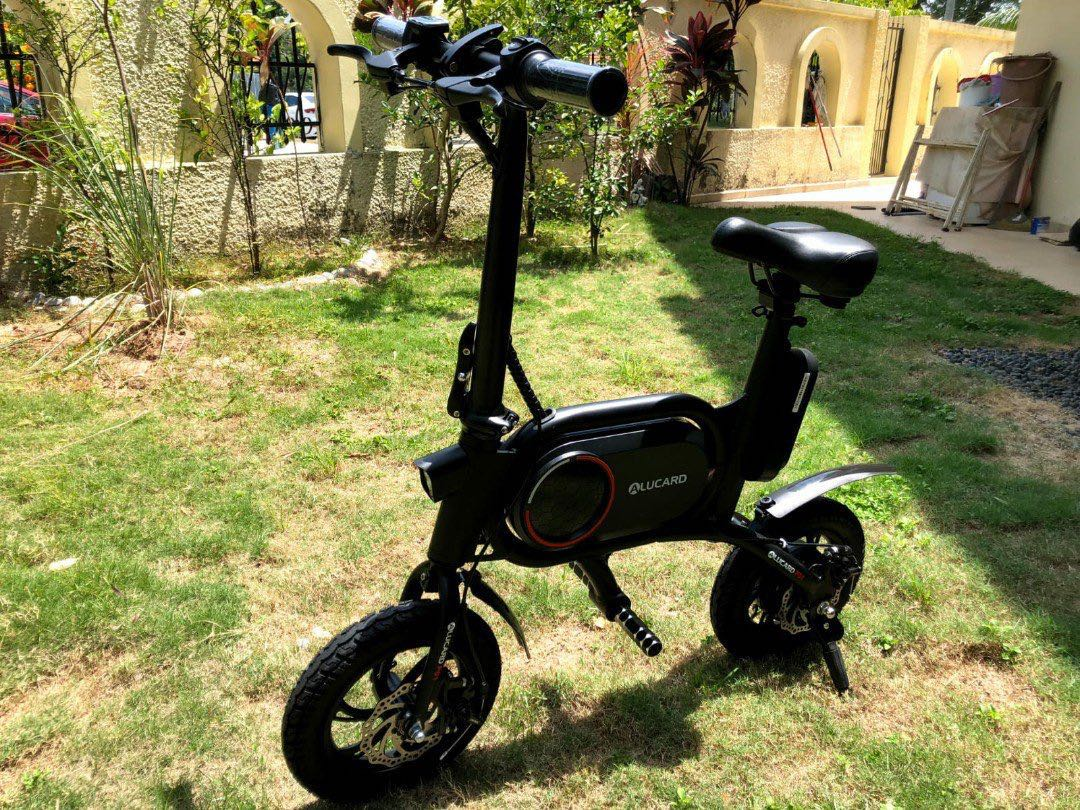 Brand new ebike dyu 36v 5 2ah, Bicycles & PMDs, Personal