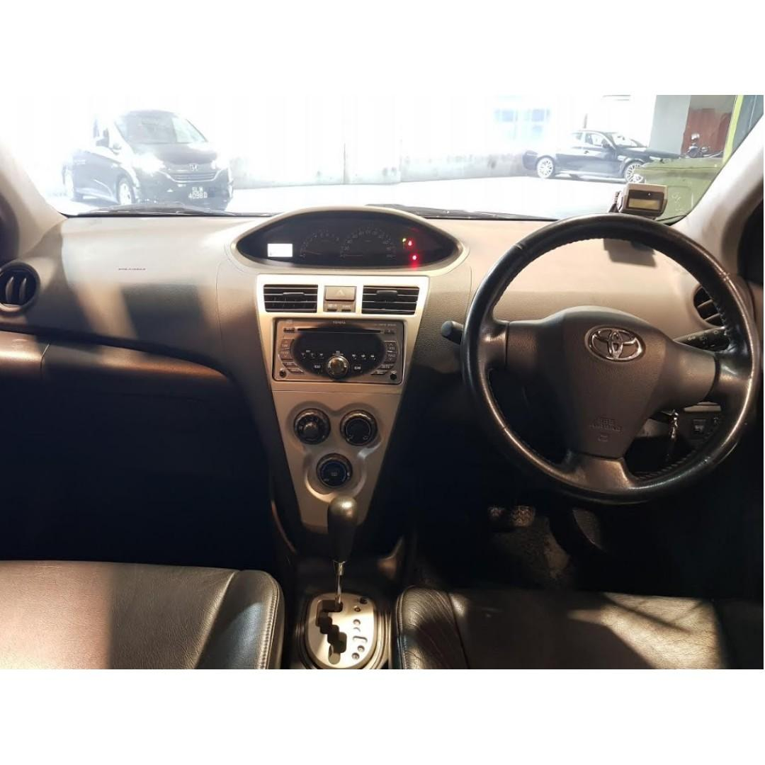 CHEAP LEASE TOYOTA VIOS