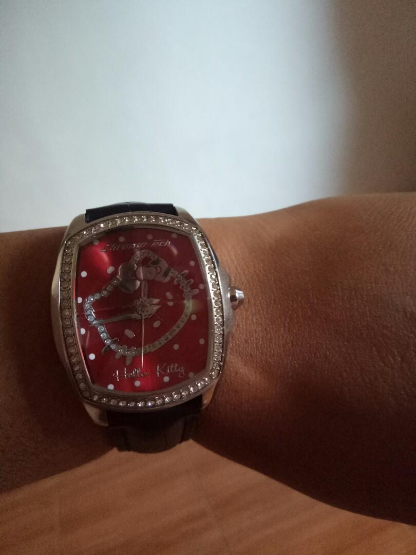 Chronotech watch limited edition