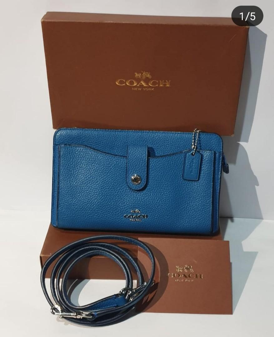 Coach Wallet with sling