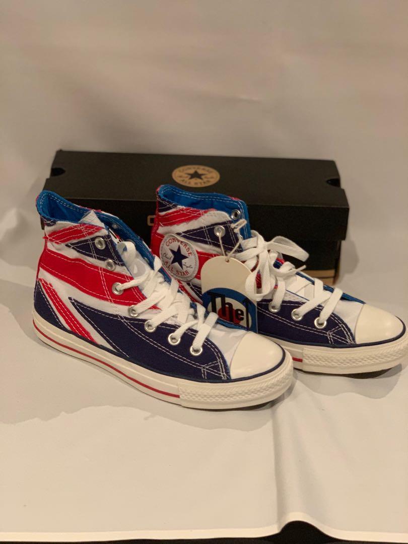 Converse All Star Hi Flag Unisex Size Mens US5 Women US5. UK5.  EUR37.5. JPN24