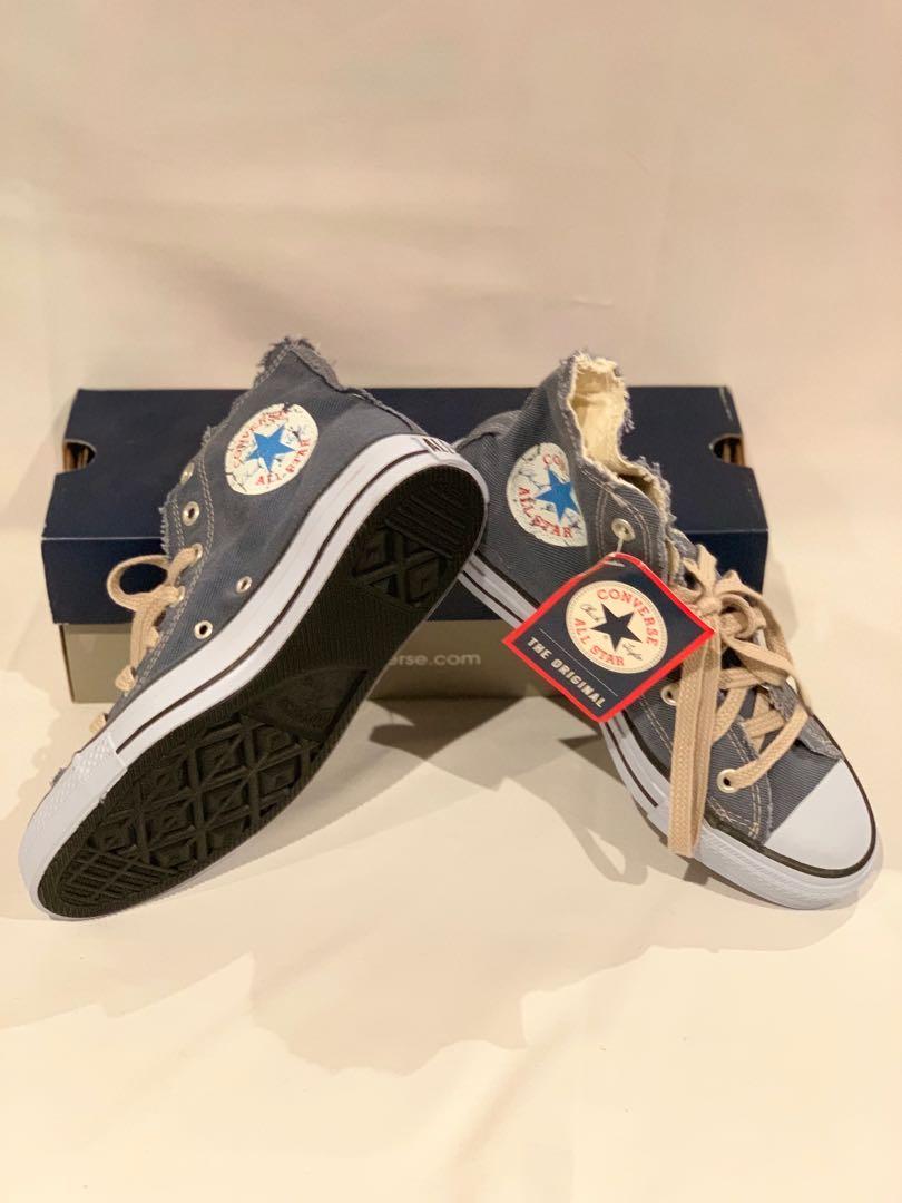 Converse All Star Seasonal Hi Graphic Star/Blue Denim