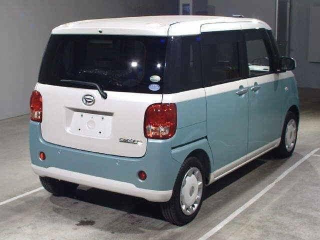DAIHATSU MOVE CANBUS 2018 660cc 價錢面議