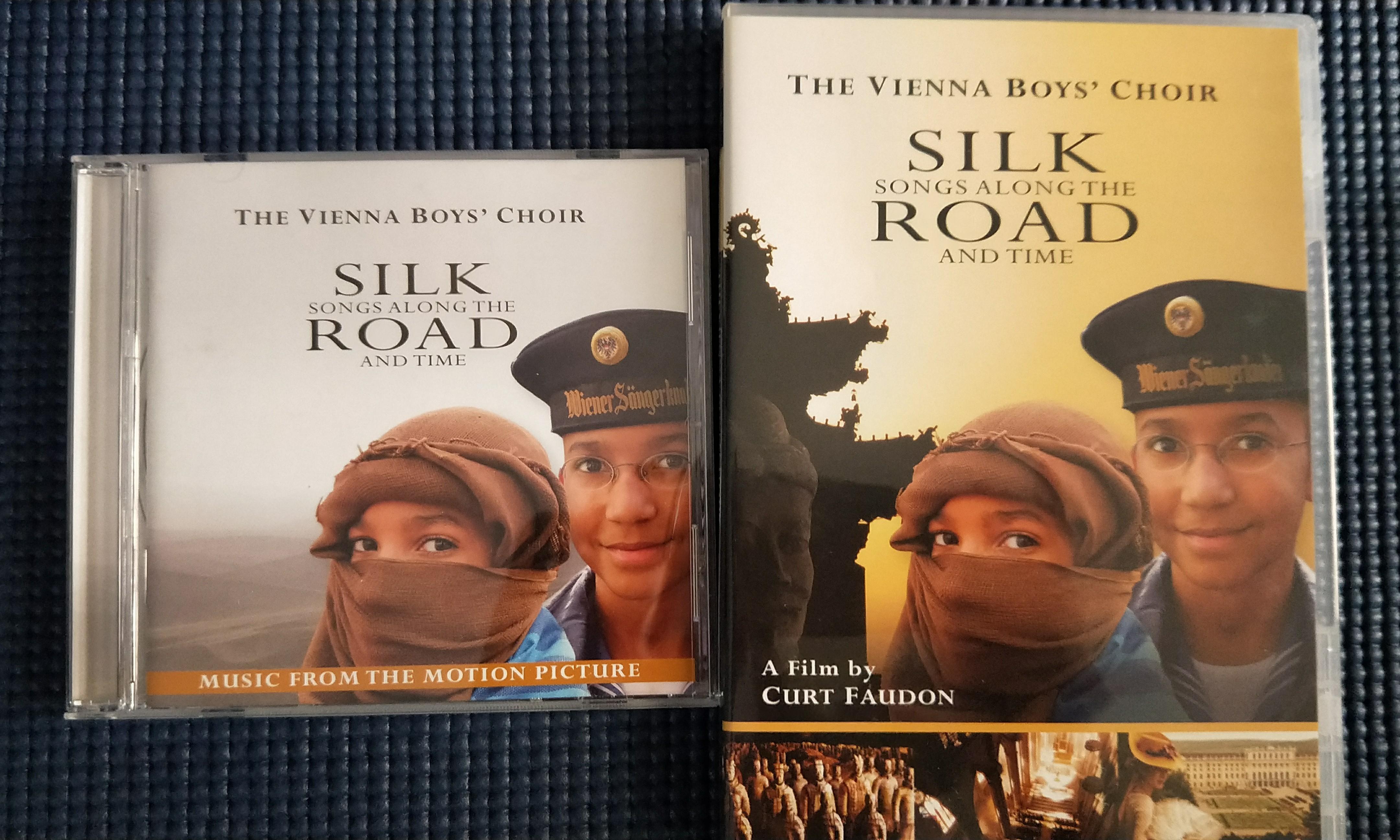 #ENDGAMEyourEXCESS Vienna Choir Boys Songs Along The Silk Road