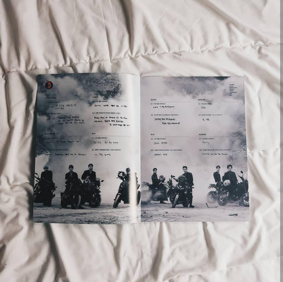 EXO Big Issue Vol.190