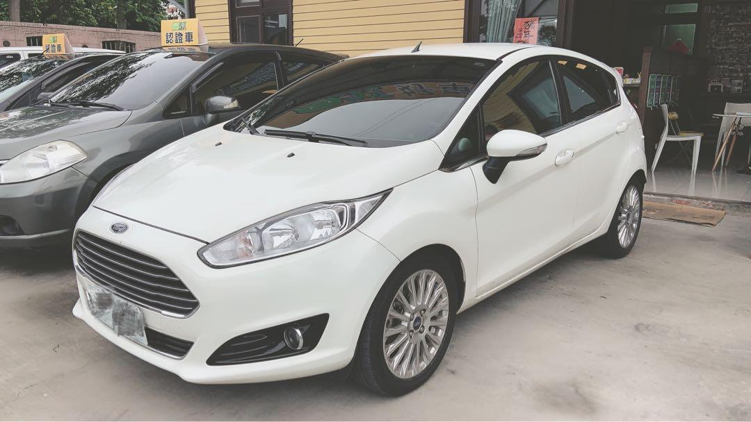 Ford Fiesta 1.0 S ecoboost