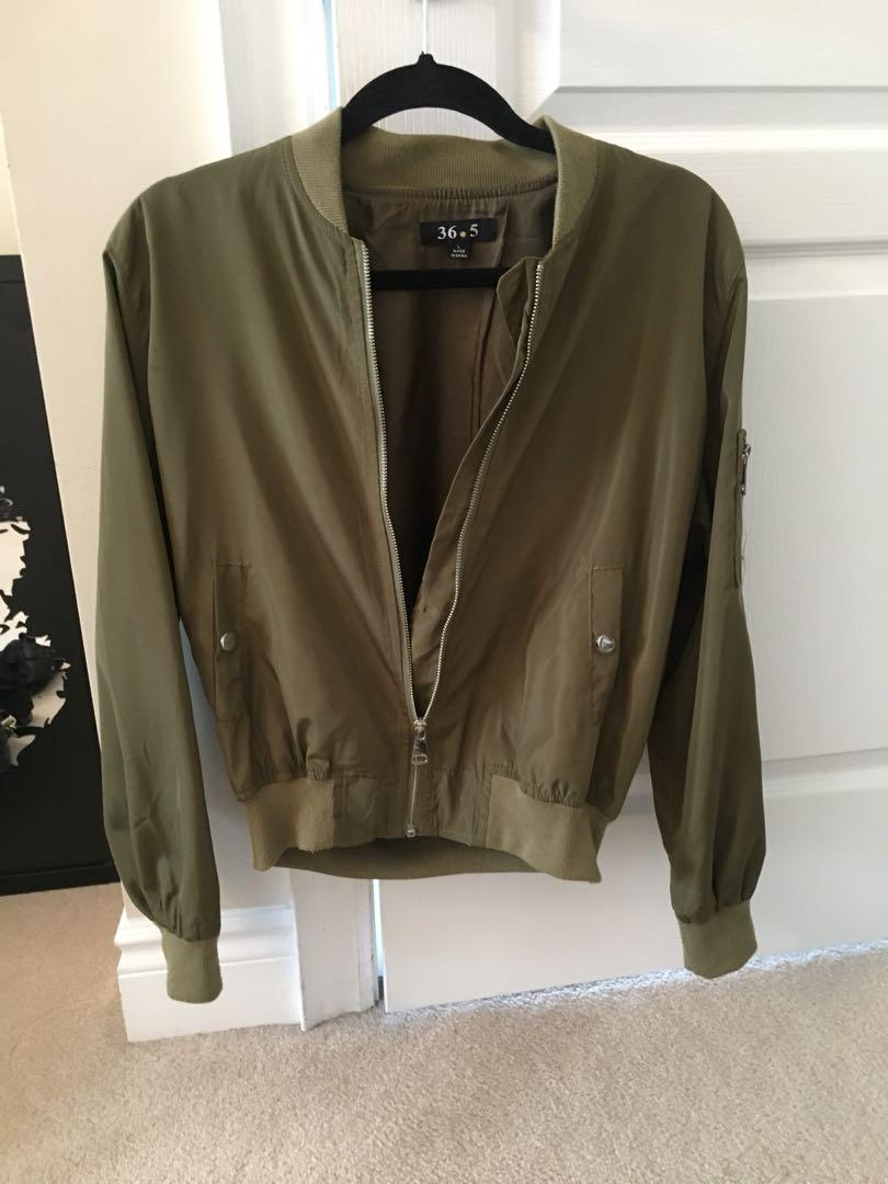 Green Bomber from M