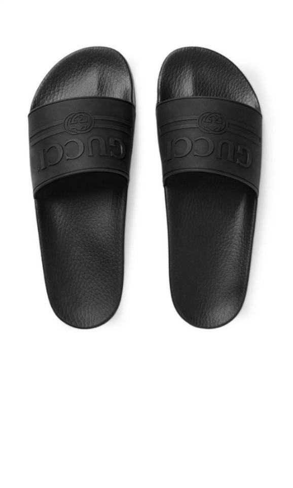 16adc3a17 Gucci Slides, Men's Fashion, Footwear, Slippers & Sandals on Carousell