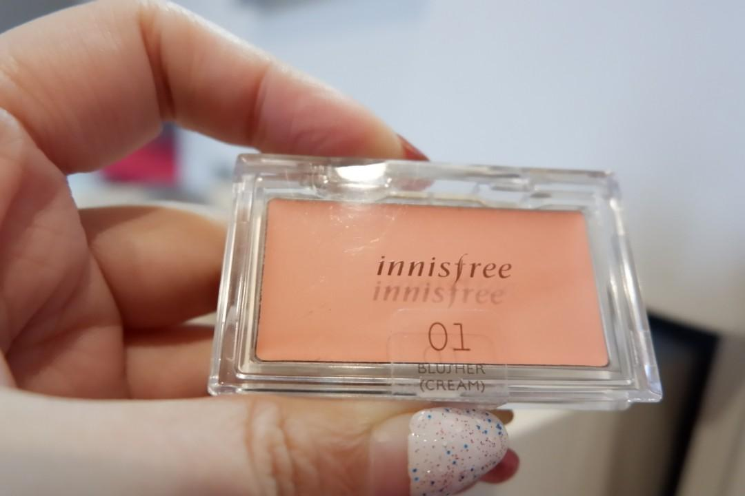 innisfree blush on