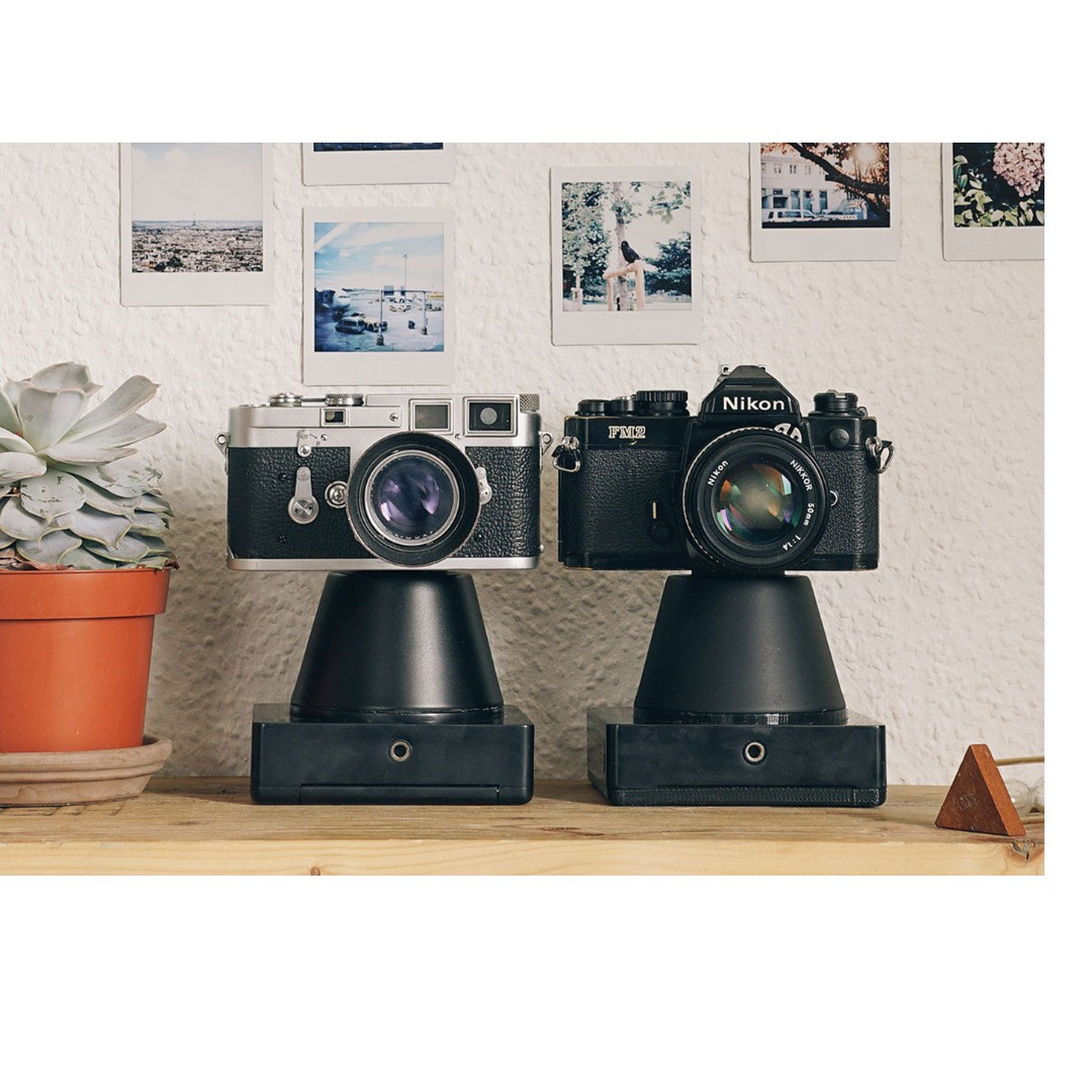 Instant Magny 35 Back Instax Square For Nikon Fm2 FE Fm3a Kamera Analog