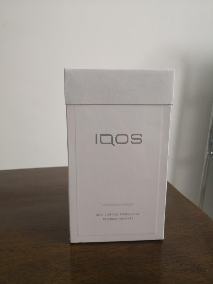 iQos 3 Generation 2018 WHITE