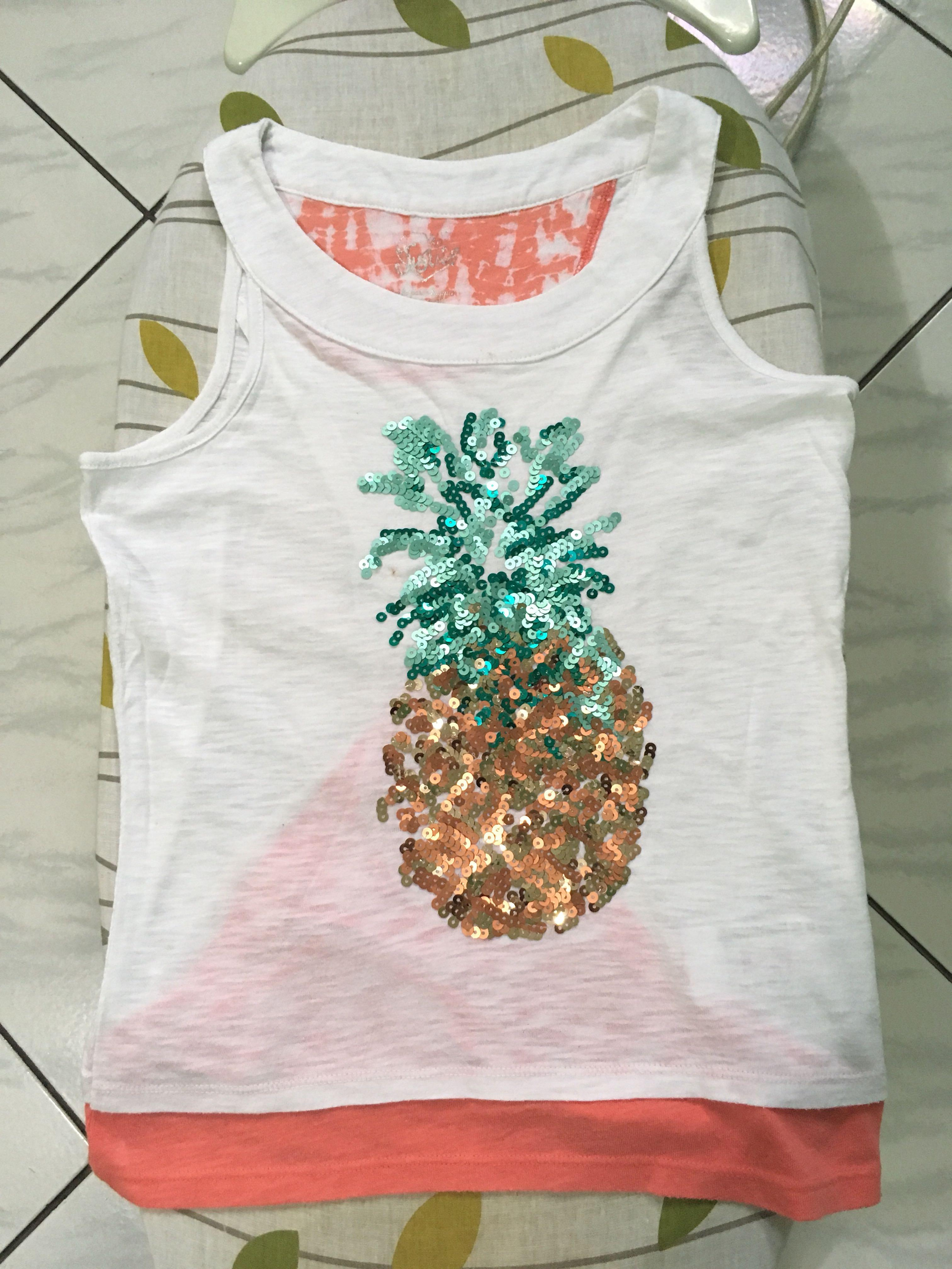 Justice pineapple top