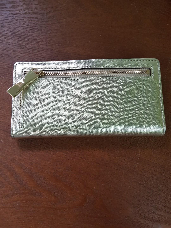 Kate Spade Cherry Lane Stacy Gold Wallet