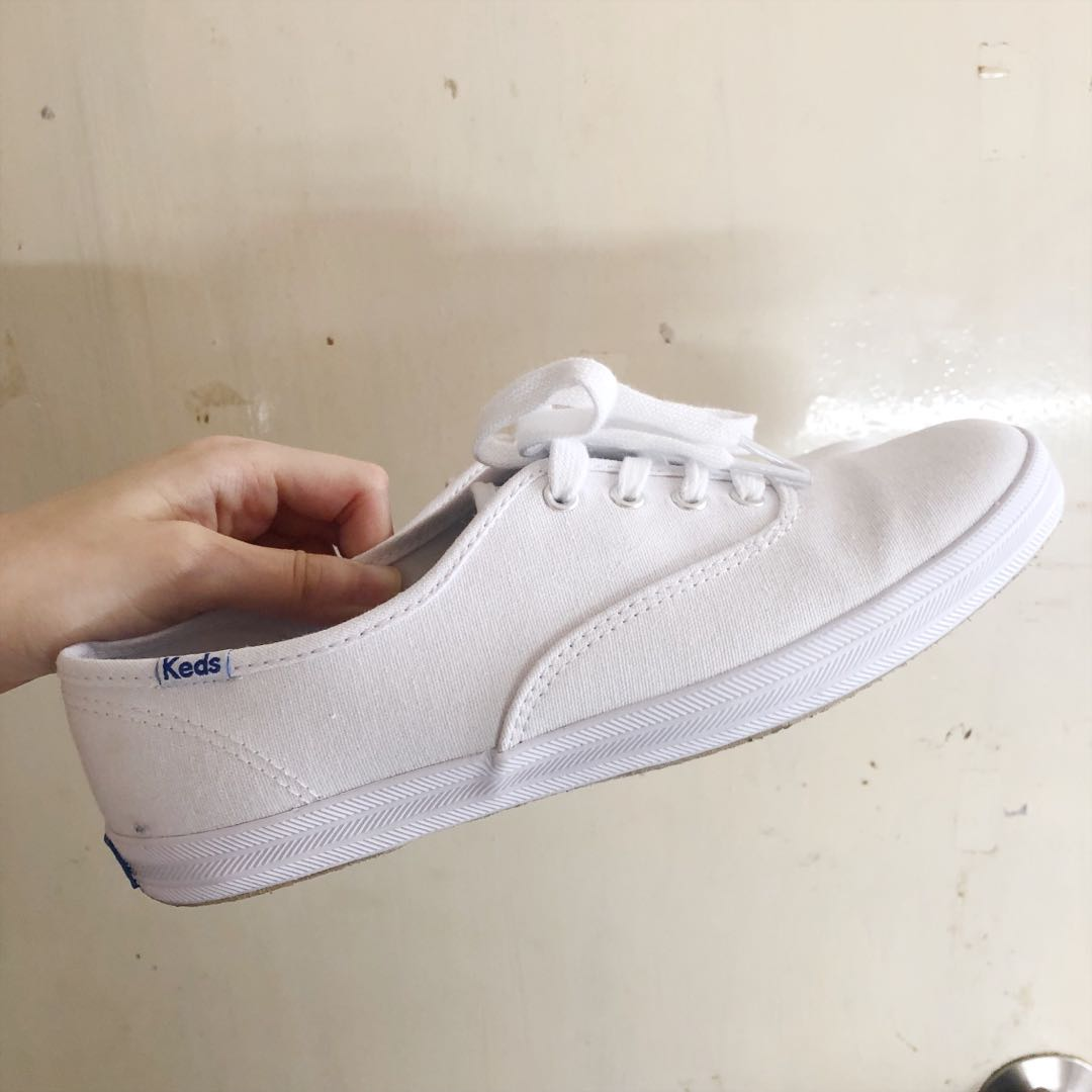 7fdbeddb470 Keds little white shoes womens fashion womens shoes jpg 1080x1080 Little  white shoe