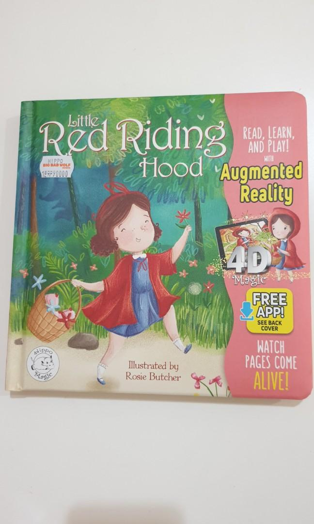 Little Red Riding Hood Little Hippo books