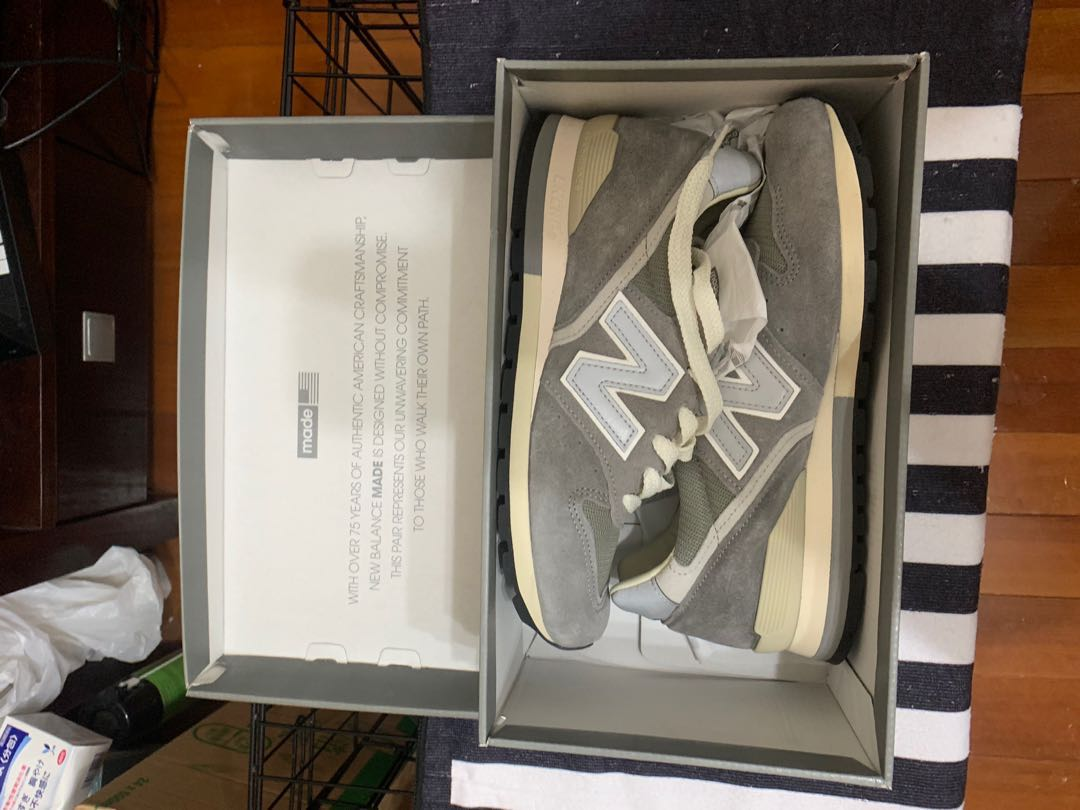 promo code 0e3c4 c9567 New Balance 996 ML996DK 30th anniversary made in usa