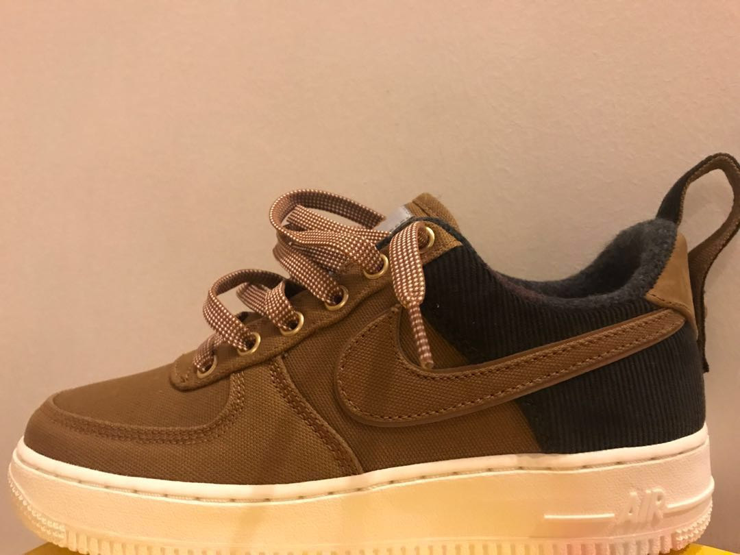 "3cae49b5bf Nike Air Force 1 ""Carhartt WIP"", Men's Fashion, Footwear, Sneakers ..."