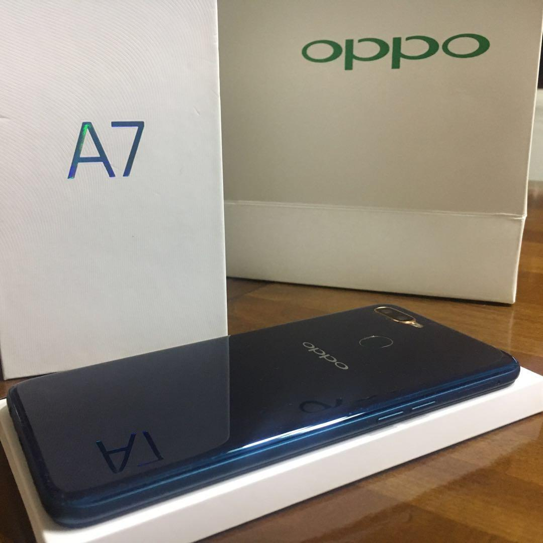 OPPO A7 4G 64G mobile phone (China version), Mobile Phones