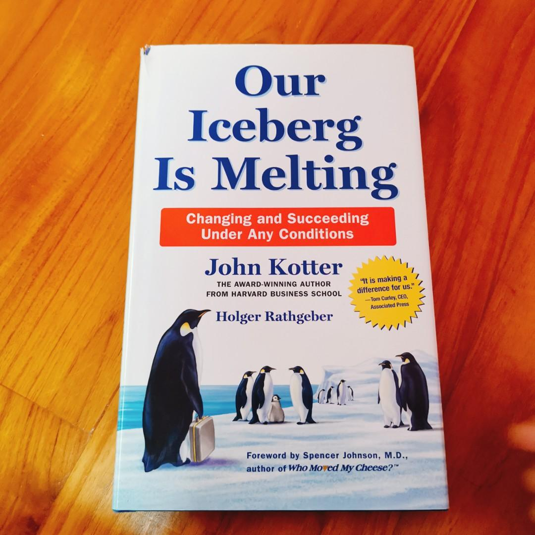 Our Ice Berg is Melting