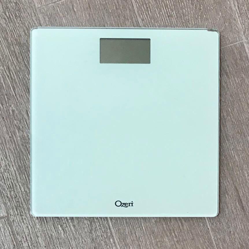 Ozeri Precision Digital Bath Weighing Scale