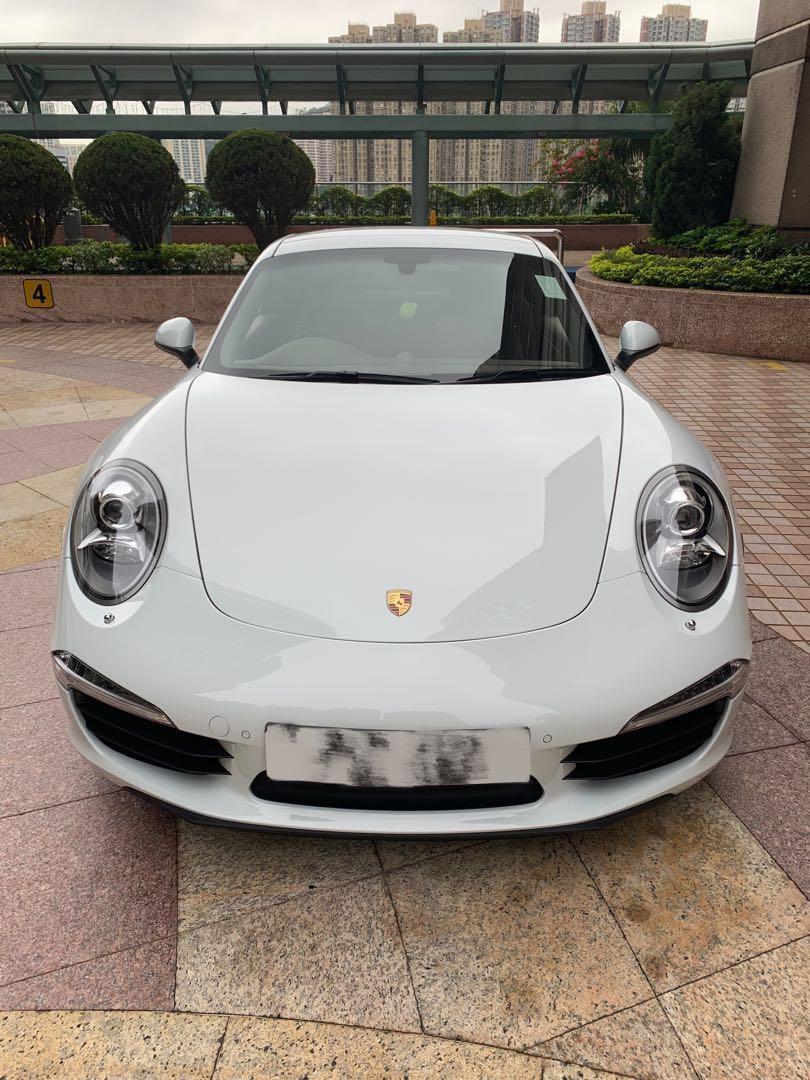 PORSCHE 991 C2S 2012