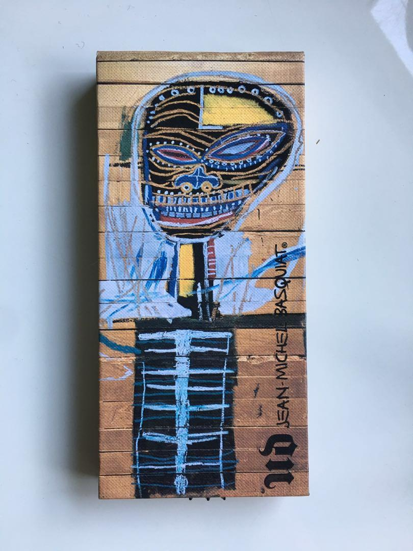 PRICE DROP Urban Decay x Jean Michel Basquiat eyeshadow palette