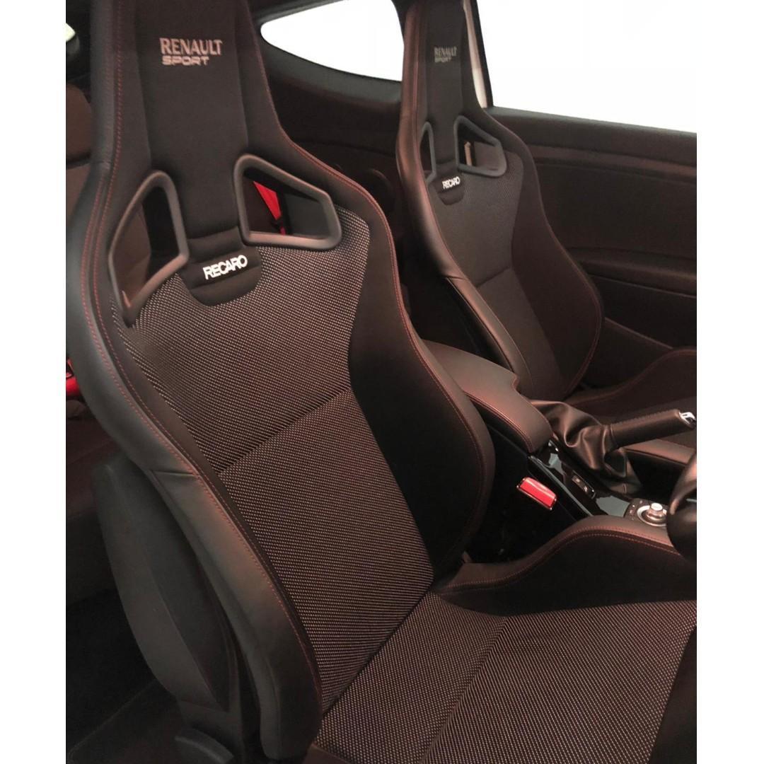RENAULT MEGANE RS265 2014