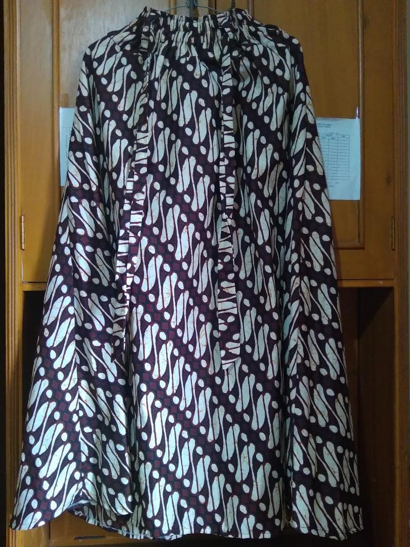 Rok batik asli