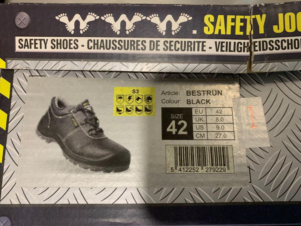 Safety Shoes (Black)