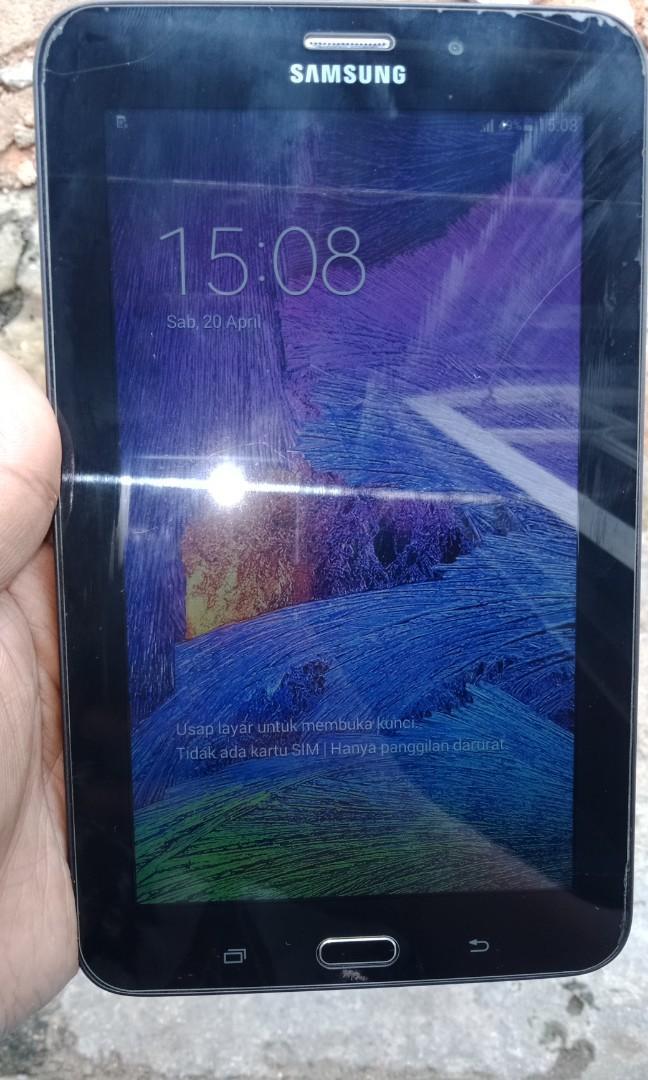 Samsung tab 3G 7 inc
