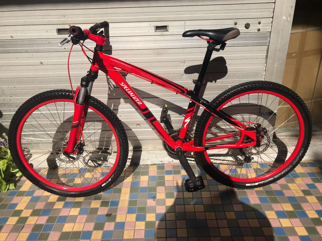 """674d7ae4030 Specialized Hardrock 26"""", Bicycles & PMDs, Bicycles, Mountain Bikes ..."""