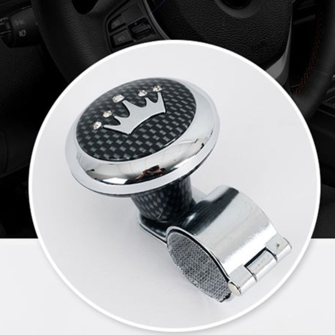 Steering Knob - For Most Vans Cars Lorry