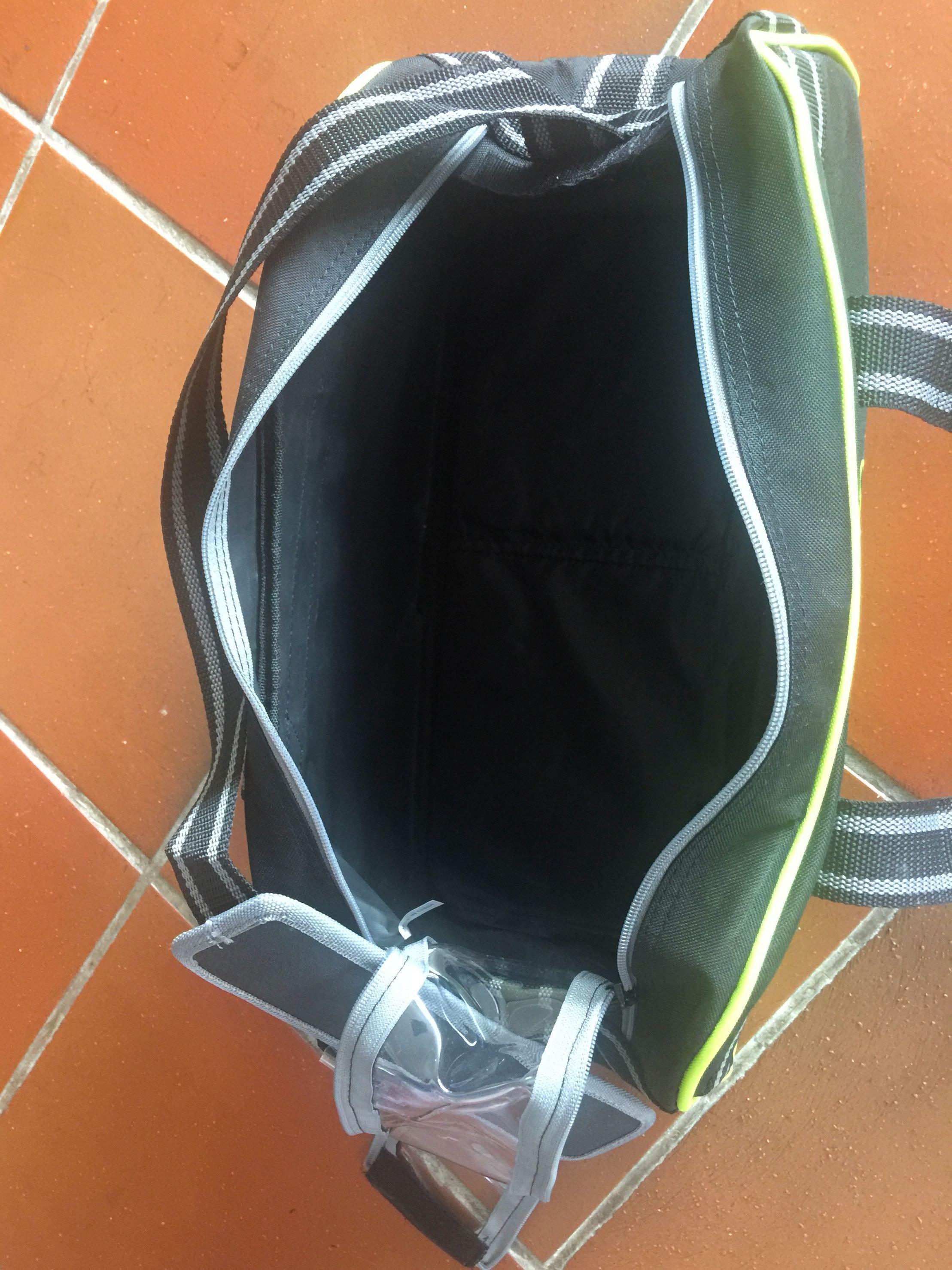 Storm 2 balls Bowling tote bag