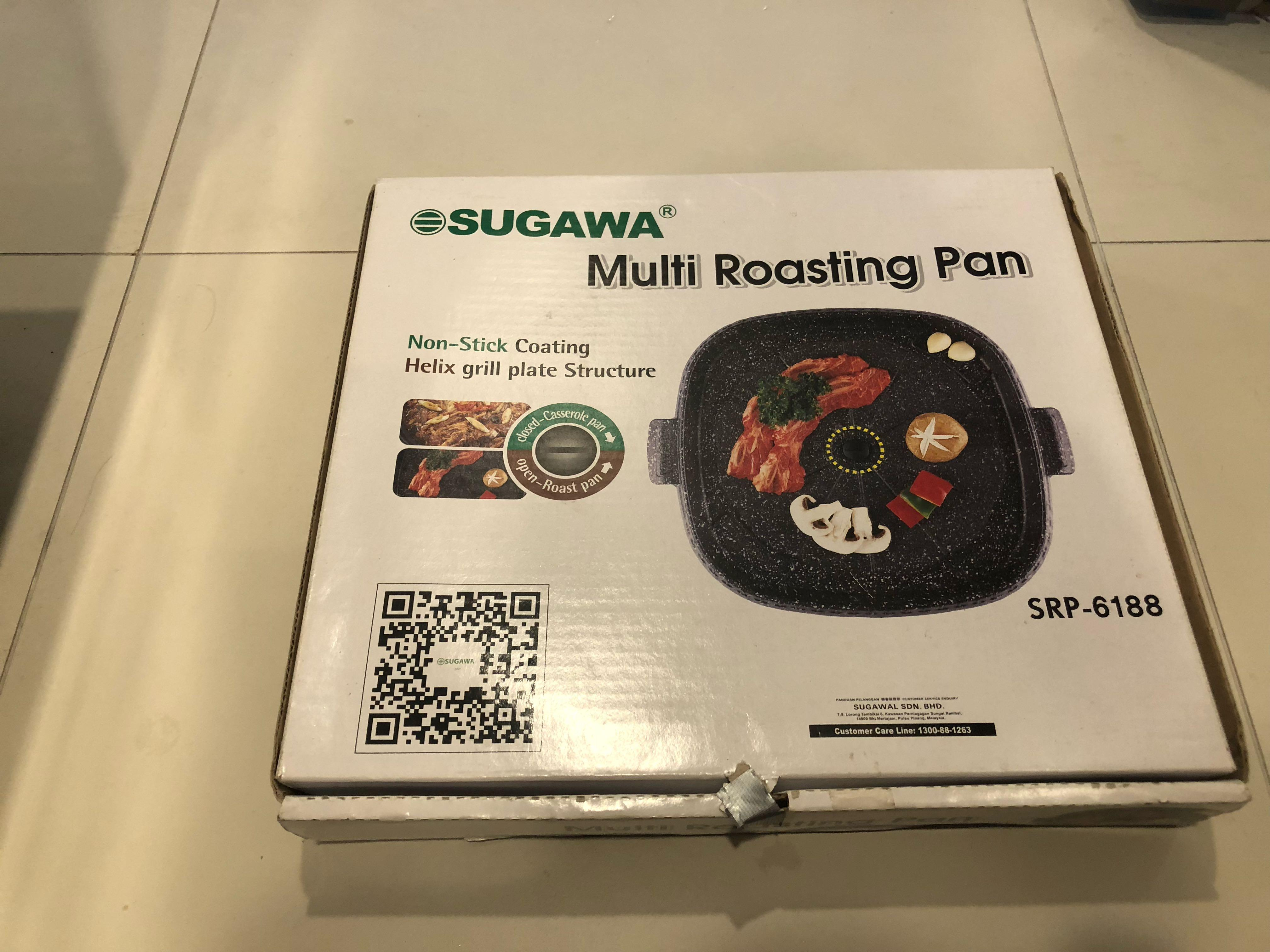 Sugawa Multi Roasting Pan