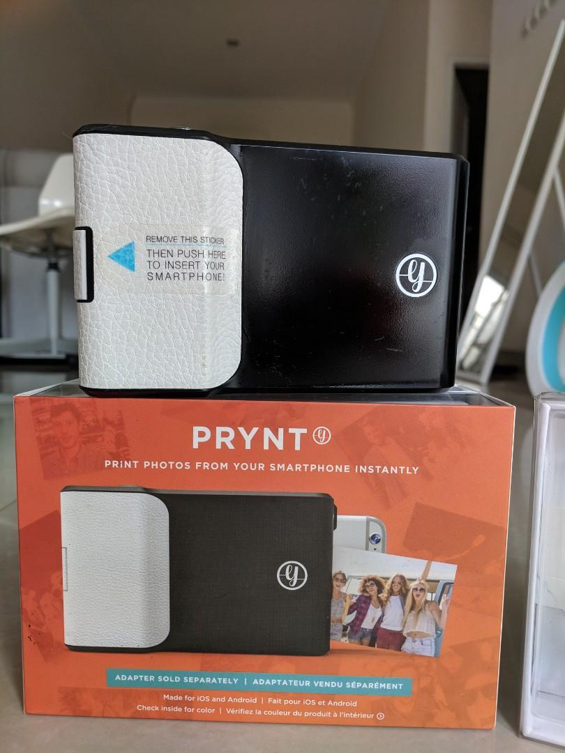 SUPER SALE! Kamera Instant Prynt + bonus