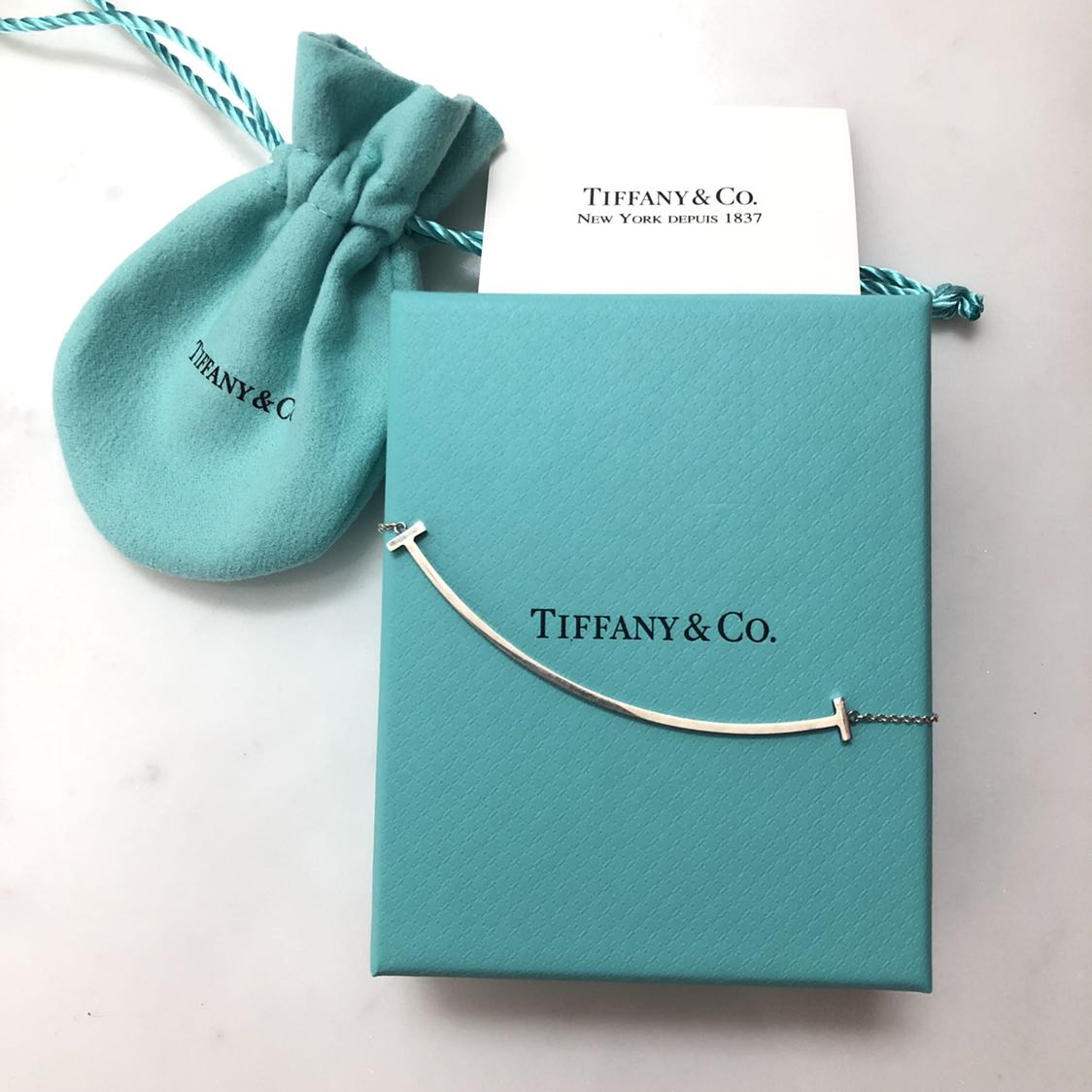 213515da3 Tiffany & Co Smile Pendant Necklace, Luxury, Accessories, Others on ...