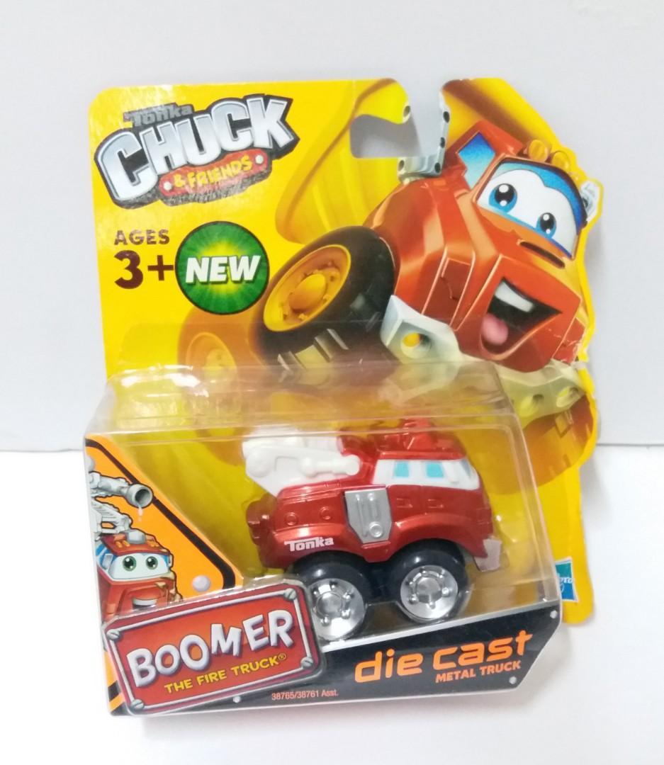 Tonka Metal Chuck - 6 style