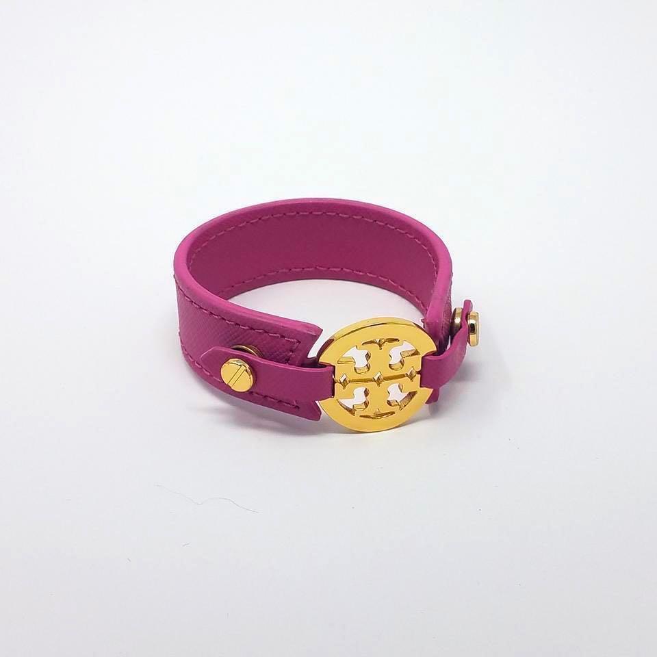 Tory Burch Logo Double Snap Bracelet 手鐲