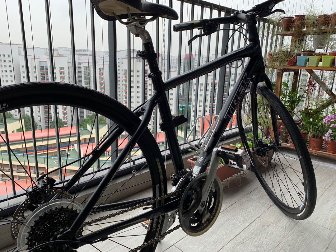 Trek FX7 3, Bicycles & PMDs, Bicycles, Others on Carousell