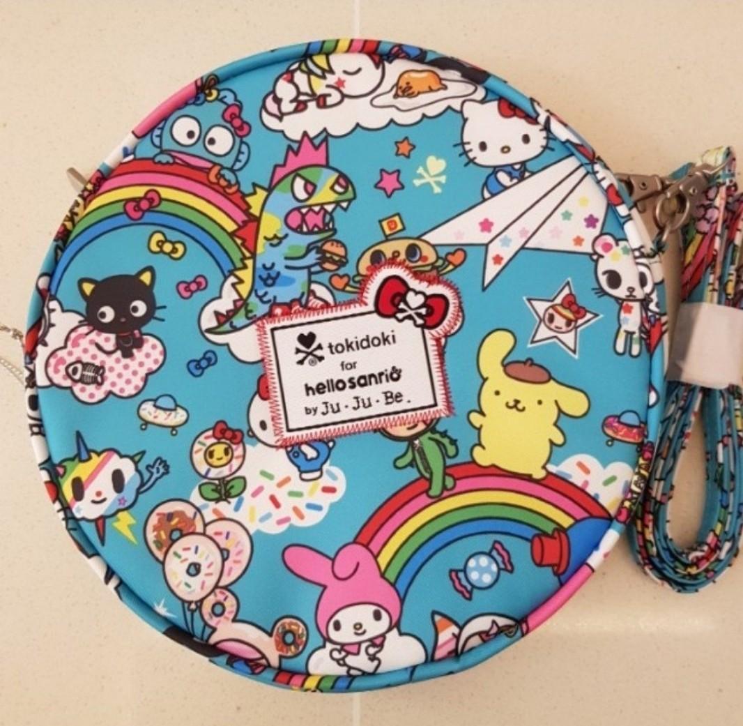 (Very limited!) Brand new Tokidoki Donutella ezlink charm