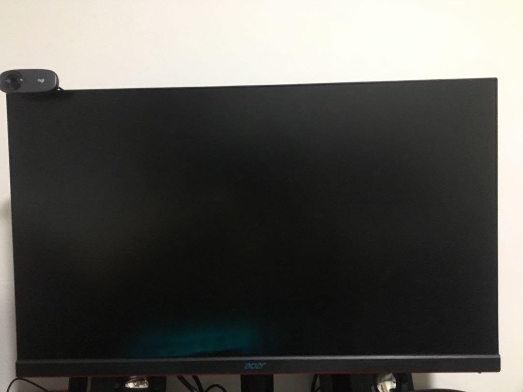 WTT ACER 240Hz monitor for BENQ 144hz, Electronics, Computers