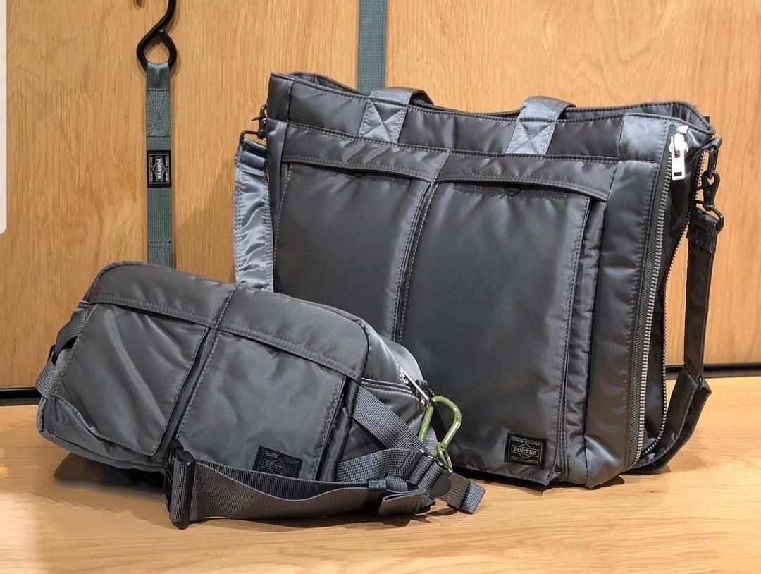 Yoshida Porter Tanker waistbag