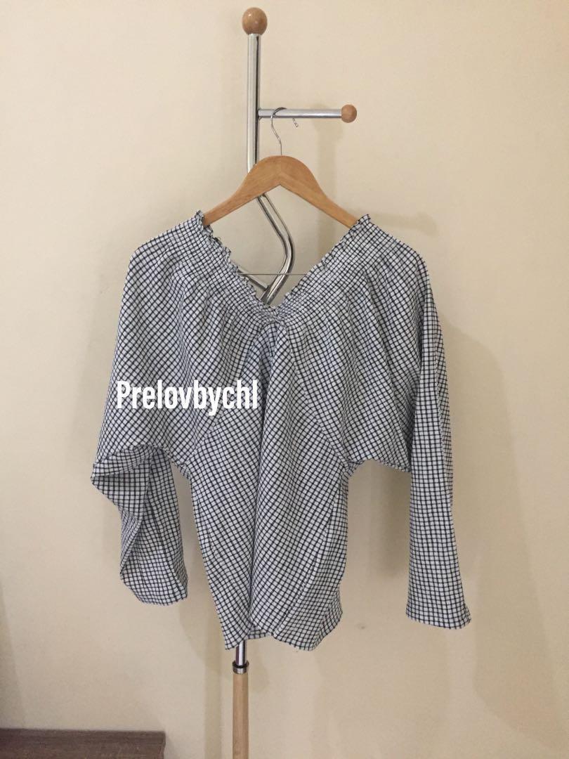 Zara blouse preloved