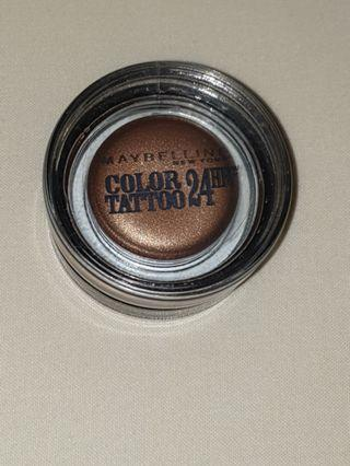 Maybelline Color Tattoo - 25 Bad to the Bronze
