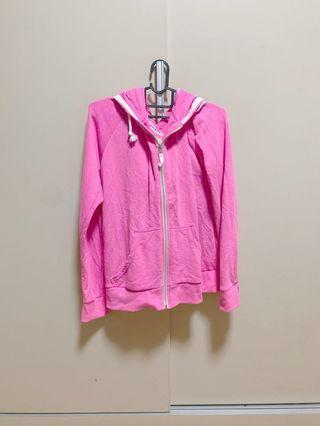 🚚 Bright Pink Cotton Jacket #EndgameYourExcess