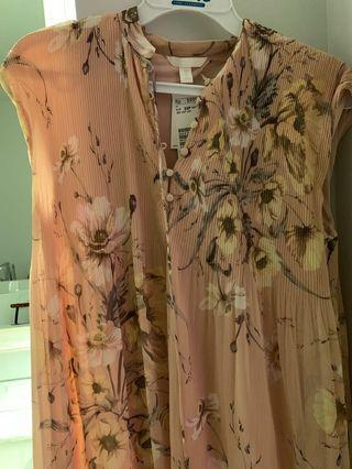 H&M concious dress (BNWT)