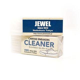 全新 日本製 波鞋擦膠 JEWEL Canvas Sneakers Cleaner